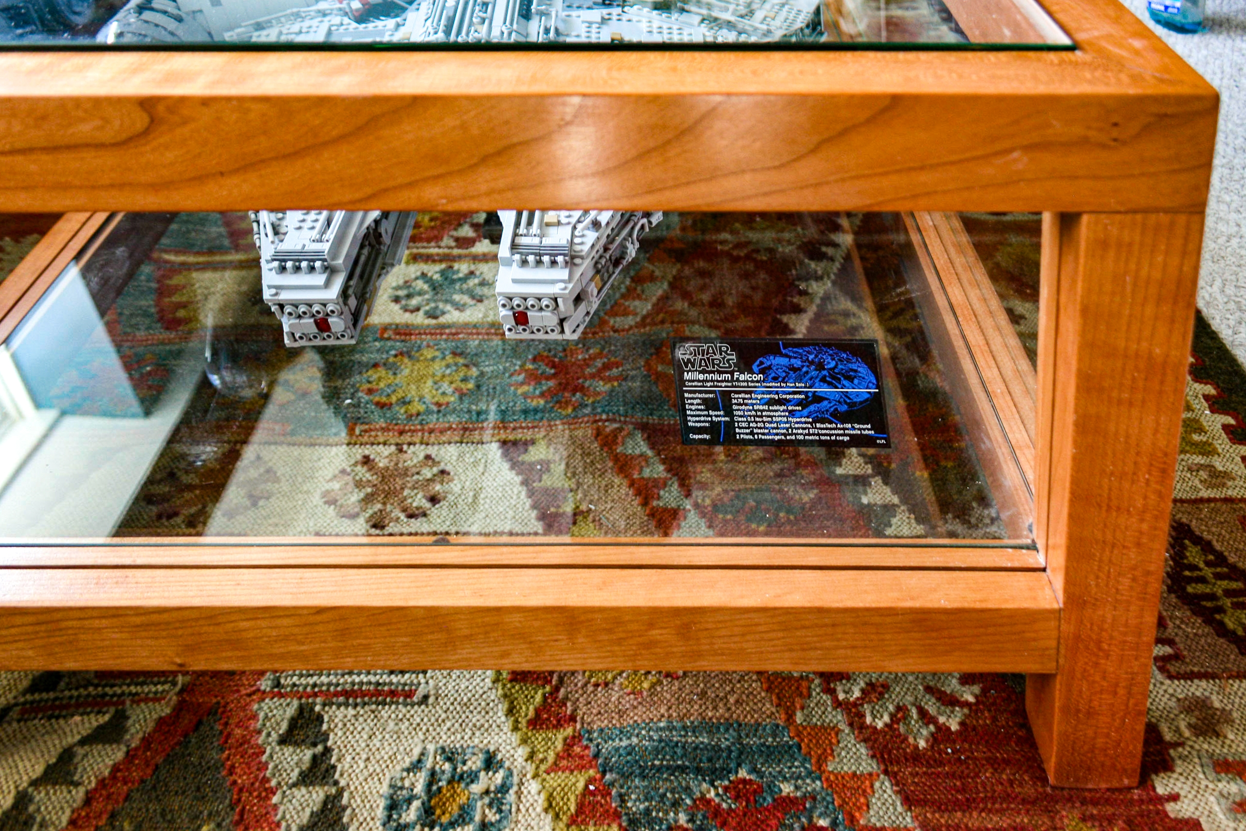 Custom-designed Coffee Table